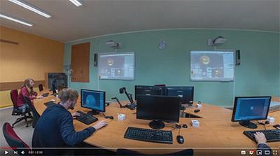 Video virtuální prohlídky